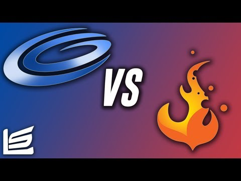 NA LCS 2014 Spring W2D1: Coast vs Curse Highlights itemprop=
