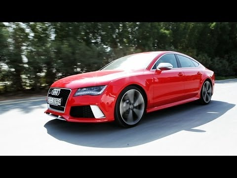 Top Cars Dxb: Audi RS7 Sportback 4.0 TFSI Quattro Review