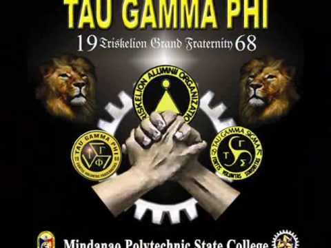 Tau Gamma Phi featuring MPSCTriskelions