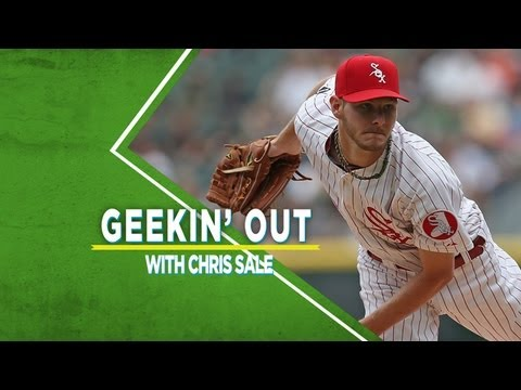 Getting Blanked - Geekin' Out with Chris Sale