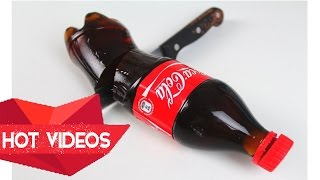 [Hot Videos] Look what happened to COCA-COLA