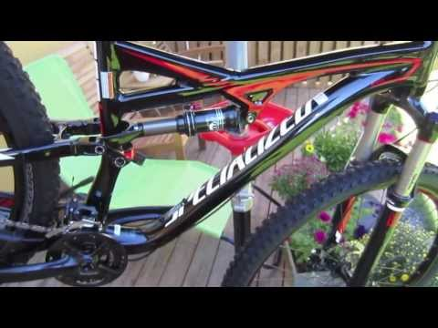 SPECIALIZED CAMBER EVO 29 - 2014