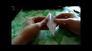    .  (the Basic Form - Fish Origami )