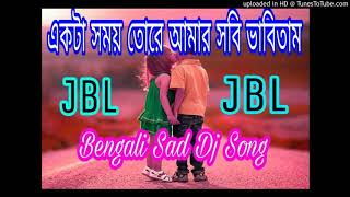 Akta Somoy Tore Amar Sobi Vabitam - Fully JBL Dance Mix - Bengali DJ Song Mix