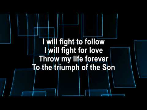 Hillsong United Zion Track07  Love Is War