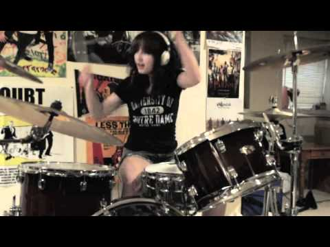 Careful By Paramore, Drum Cover By Stephanie Battista (unedited) video