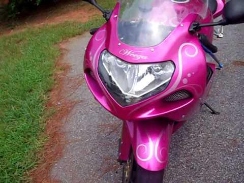 Suzuki Motorcycle Paint