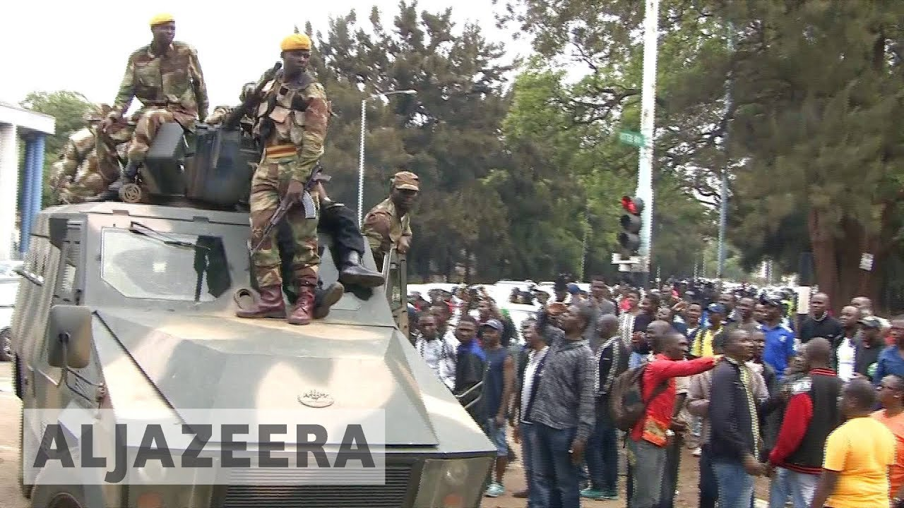 Activists doubt new Zimbabwe leadership will bring real change