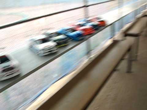 1st Race of Yokomo Hellenic Drift Championship 2009 Dilosis!!!