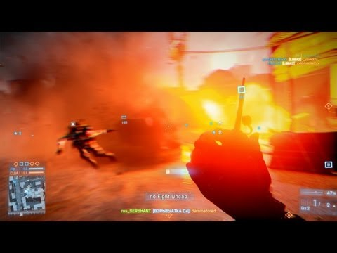 Всем ДОБРА и 50000 (Battlefield 3)