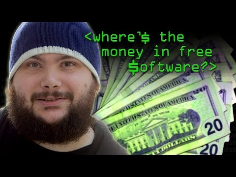Where's the Money in Free Software? - Computerphile