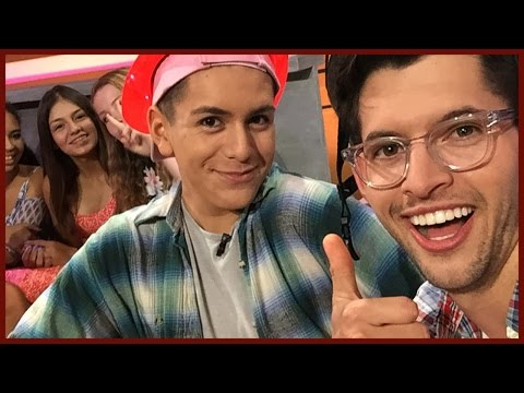 LOHANTHONY WHO YOU TWEETIN' ABOUT? ON TOP FIVE LIVE W/ HUNTER MARCH