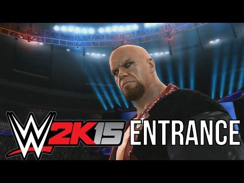 Wwe 2k15: The Undertaker Entrance video