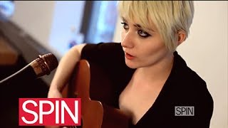 Watch Jessica Lea Mayfield Nervous Lonely Night video