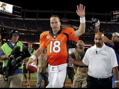 NFL Week 1 Thursday Night Football Highlights: Peyton Manning, Broncos dominate Ravens (2013)