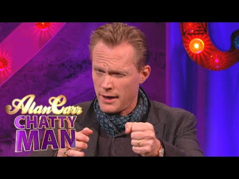 Paul Bettany With Harrison Ford - Alan Carr: Chatty Man