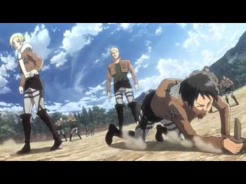Attack on Titan AMV-TAKE A HINT