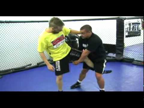 MMA Takedowns: Snatch Single Leg Image 1