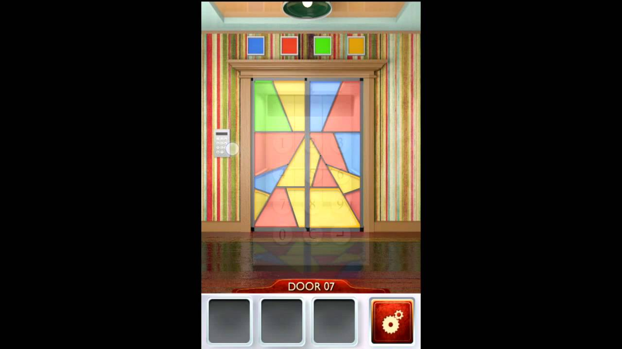 100 doors 2 level 7 walkthrough youtube for 100 doors door 43