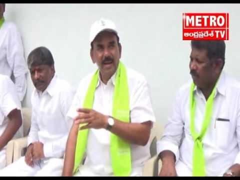 Minister Jupally Krishna Rao Fires on Opposition on Palamuru LI Project | Metro TV Telugu