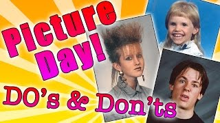 Picture Day Tips | How to Nail Your School Pictures! | DO