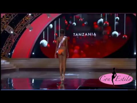 Resbalones, Caidas y Tropiezos en el Miss Universo - CON ESTILO TV