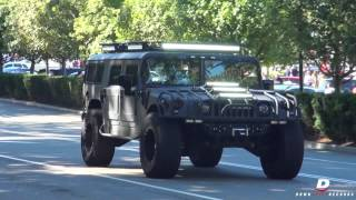 Heavily Modified Hummer H1