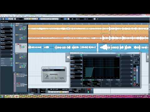 Mastering Vocals in Cubase 5