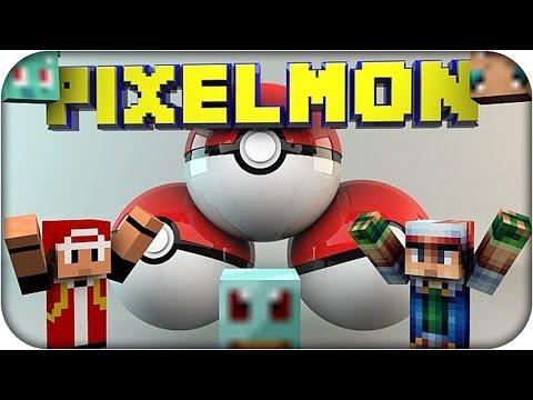 Minecraft 1.6.4 - Como instalar Pixelmon MOD - HD