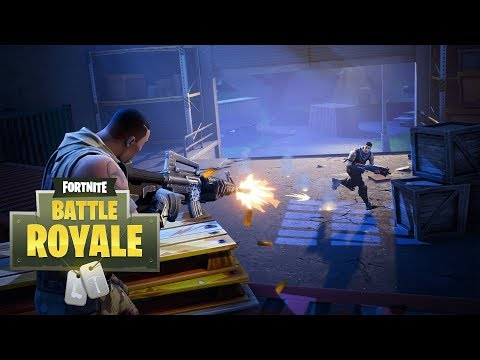 Fortnite: Battle Royale ТОП 1