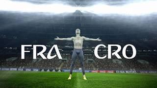 France v Croatia - It