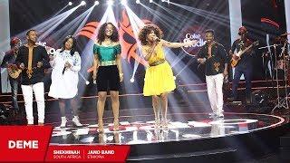Shekhinah , Jano Band & Masterkraft: DEME – Coke Studio Africa
