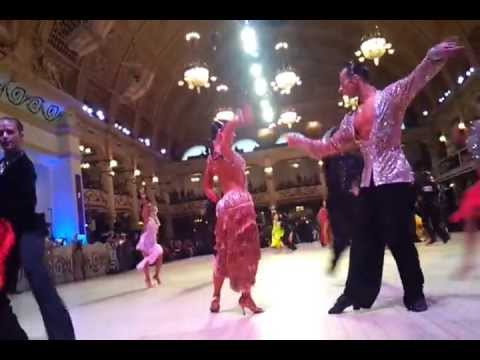 Blackpool Dance Festival 2013 Am La Chacha