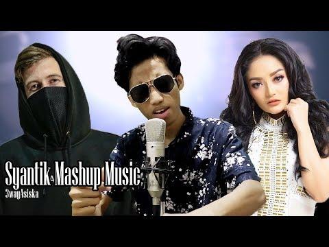Download Lagu  Siti Badriah - Lagi Syantik Mix Alan Walker, Ed sheeran ! cover by 3way Asiska Mp3 Free