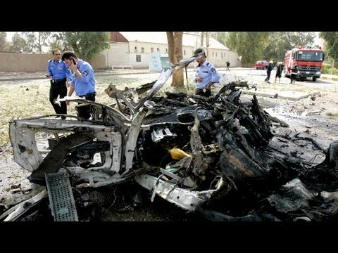 Mosaic News - 08/16/12: Iraq Hit by Wave of Deadly Bombings and Shootings