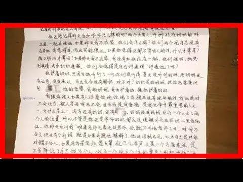 爸爸爺爺一起幫奶奶罵媽媽 女兒忍無可忍寫了一封信