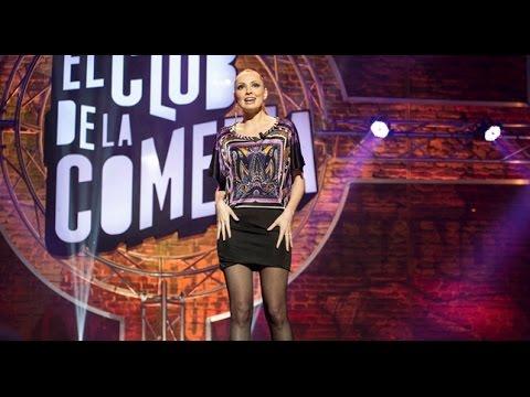 Cristina Castaño: Los tíos no se enteran de cuando una mujer quiere tema  - El Club de la Comedia