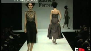 """""""Marella Ferrera"""" Spring Summer 1997 Rome 2 of 7 haute couture woman by FashionChannel"""