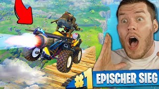 das *NEUE* RAKETEN-QUAD in Fortnite!