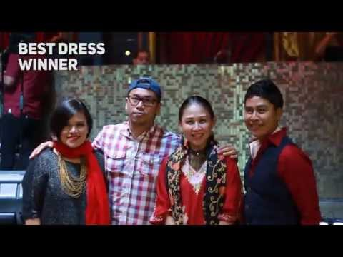 OFFICIAL VIDEO ARISAN FEMALE WITH TASTY SINGAPORE 2015