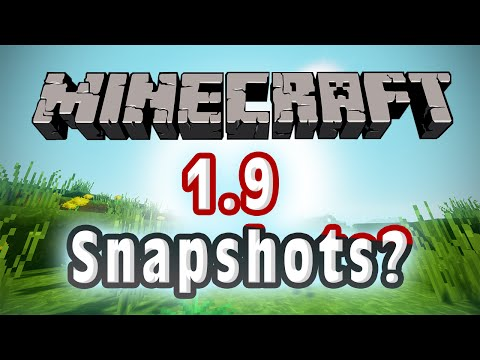"""Minecraft 1.9 Snapshot: Microsoft Release Date Shaders """"LETS TALK"""""""