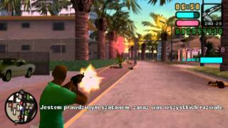 GTA Vice City Stories PL - Mission#52 - Kolejny blitzkrieg
