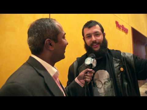 Shorty Interview with #YouTubeStar winner Cauê Moura (@cauemoura)