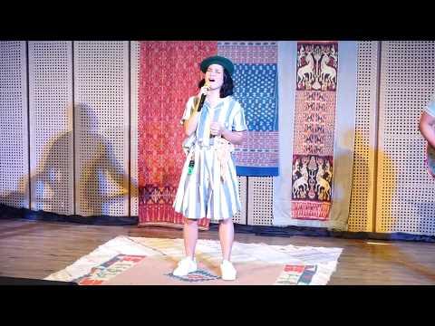 Live Perform Andien | Biru