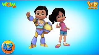 Vir: The Robot Boy - Compilation #42 - As seen on Hungama TV
