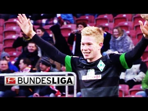 Kevin de Bruyne - Top 5 Goals