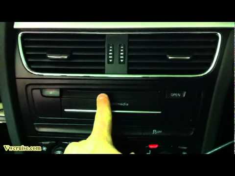 how to tell if your vehicle has mmi 3g youtube. Black Bedroom Furniture Sets. Home Design Ideas