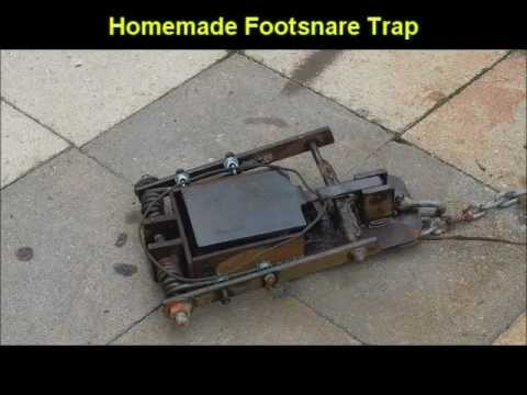 Homemade Raccoon Traps