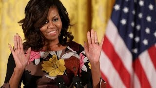 Michelle Obama called 'ape in heels' on Facebook
