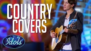 Download Lagu BEST COUNTRY Auditions on American Idol 2018! | Idols Global Gratis STAFABAND